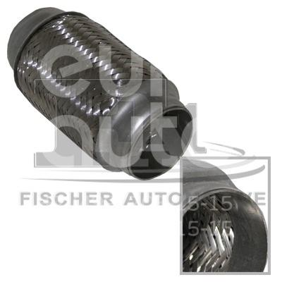 Гофра глушителя Fischer (FA1) 350-120