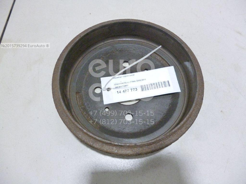 Барабан тормозной GM 96470999