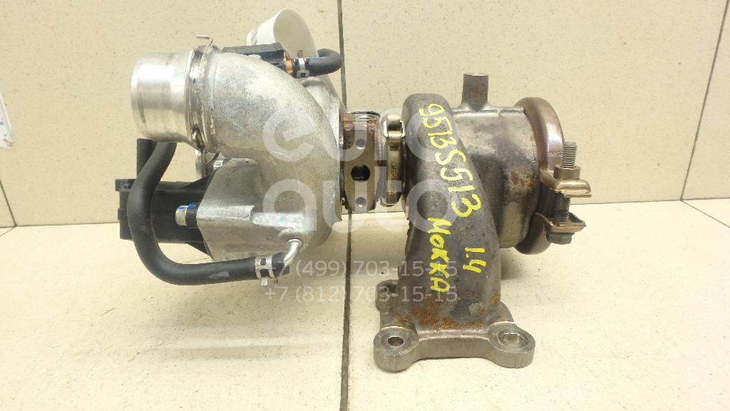 Турбокомпрессор (турбина) GM 12679375