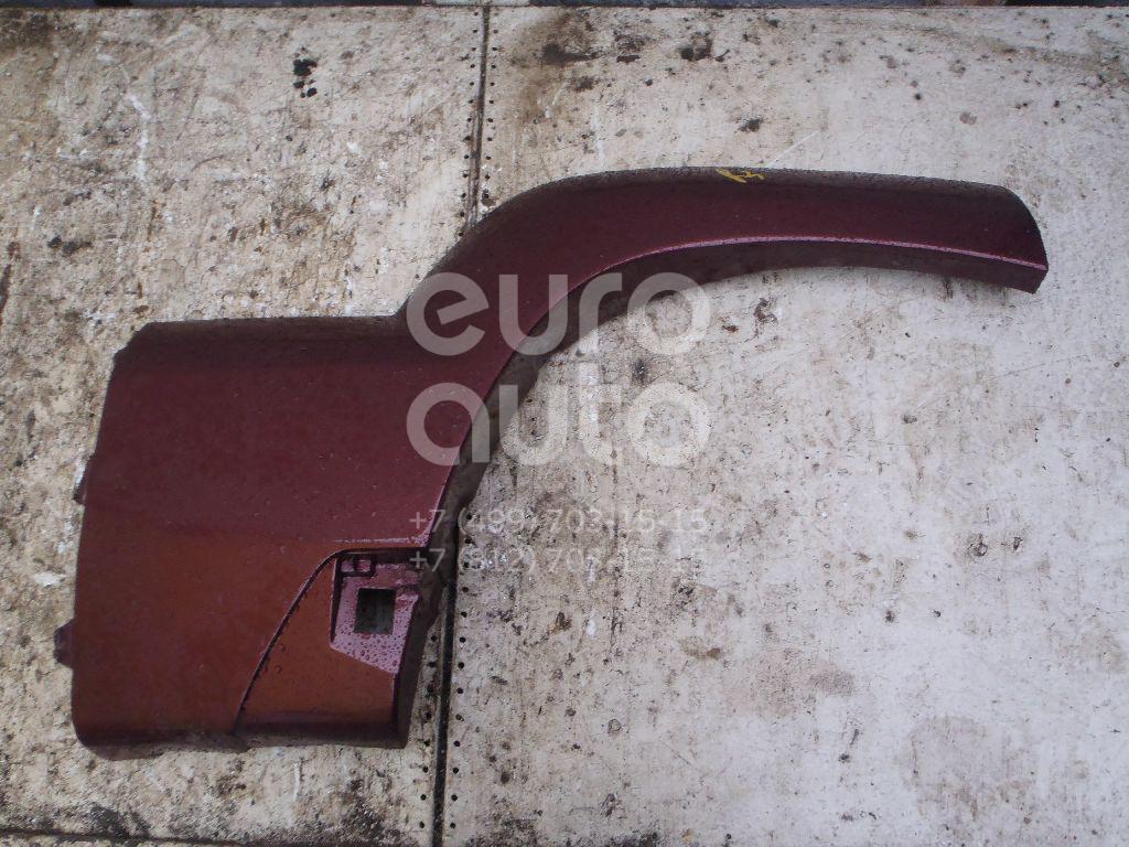 Накладка заднего крыла правого Toyota 75653-60021-D0