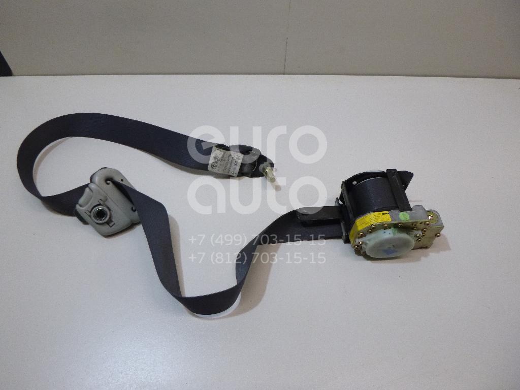 Ремень безопасности с пиропатроном Toyota 732100D031C3