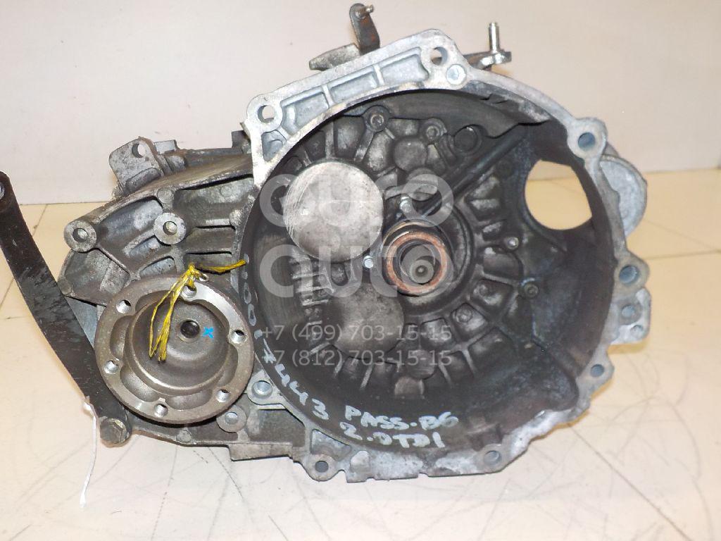МКПП (механическая коробка переключения передач) VAG 02Q300041Q