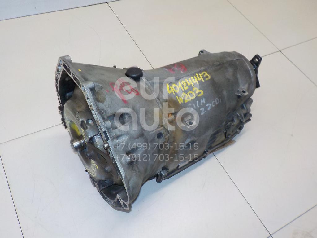 АКПП (автоматическая коробка переключения передач) Mercedes Benz 2032700100