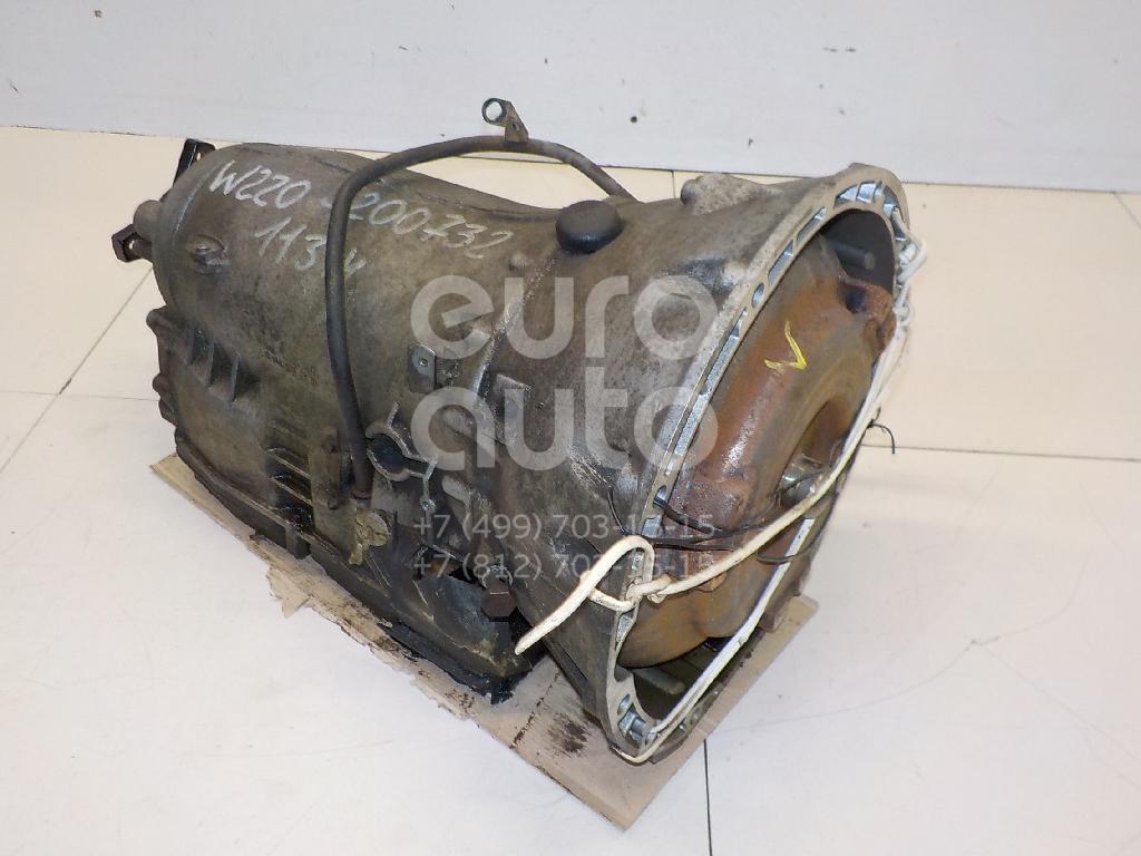 АКПП (автоматическая коробка переключения передач) Mercedes Benz 2202701100