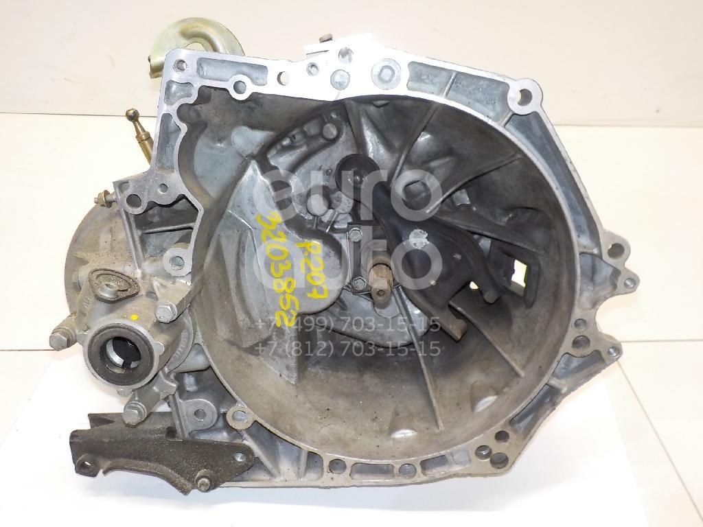 МКПП (механическая коробка переключения передач) Citroen-Peugeot 2222PT