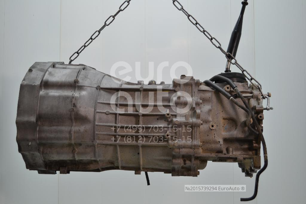 МКПП (механическая коробка переключения передач) Nissan 32010-EB510