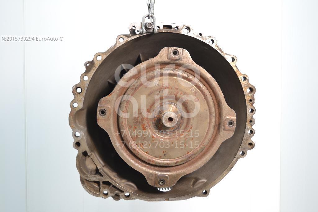 АКПП (автоматическая коробка переключения передач) Land Rover TGD500460