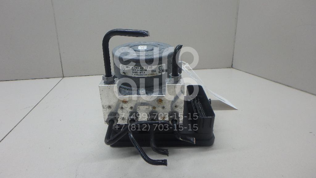ABS unit (pump) Mercedes Benz 2534310500