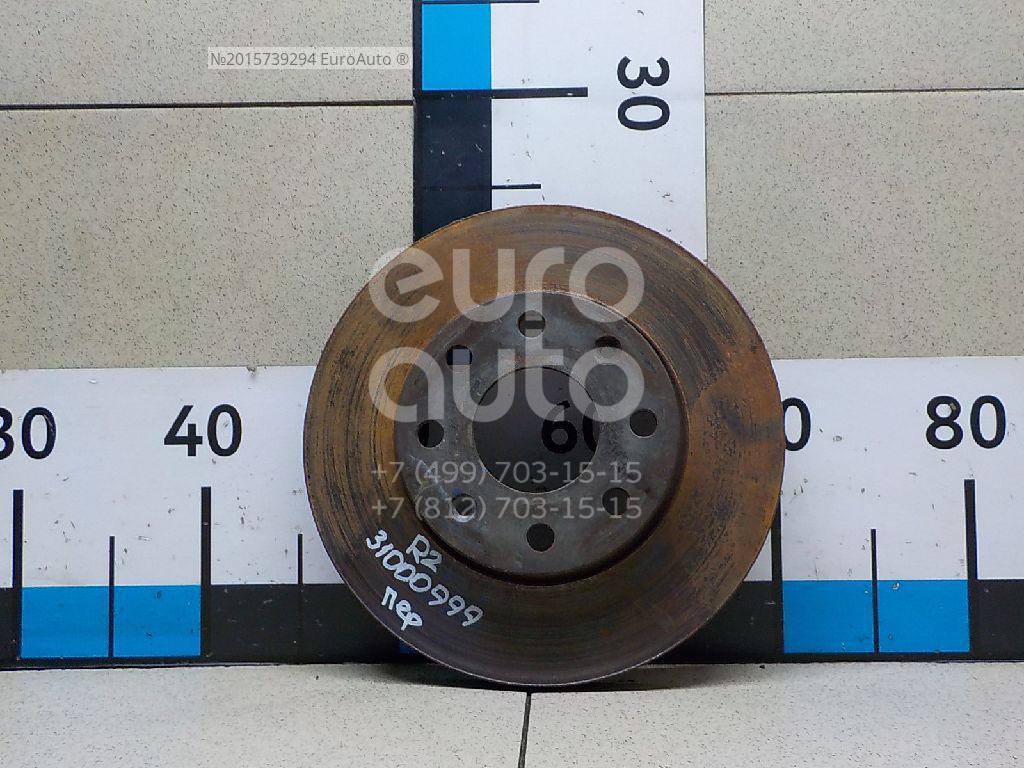 Диск тормозной передний вентилируемый GM 96471274