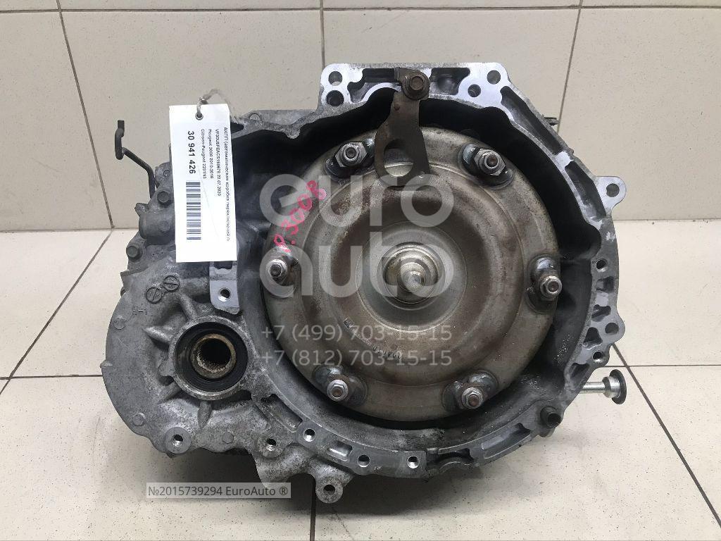 АКПП (автоматическая коробка переключения передач) Citroen-Peugeot 2231N3