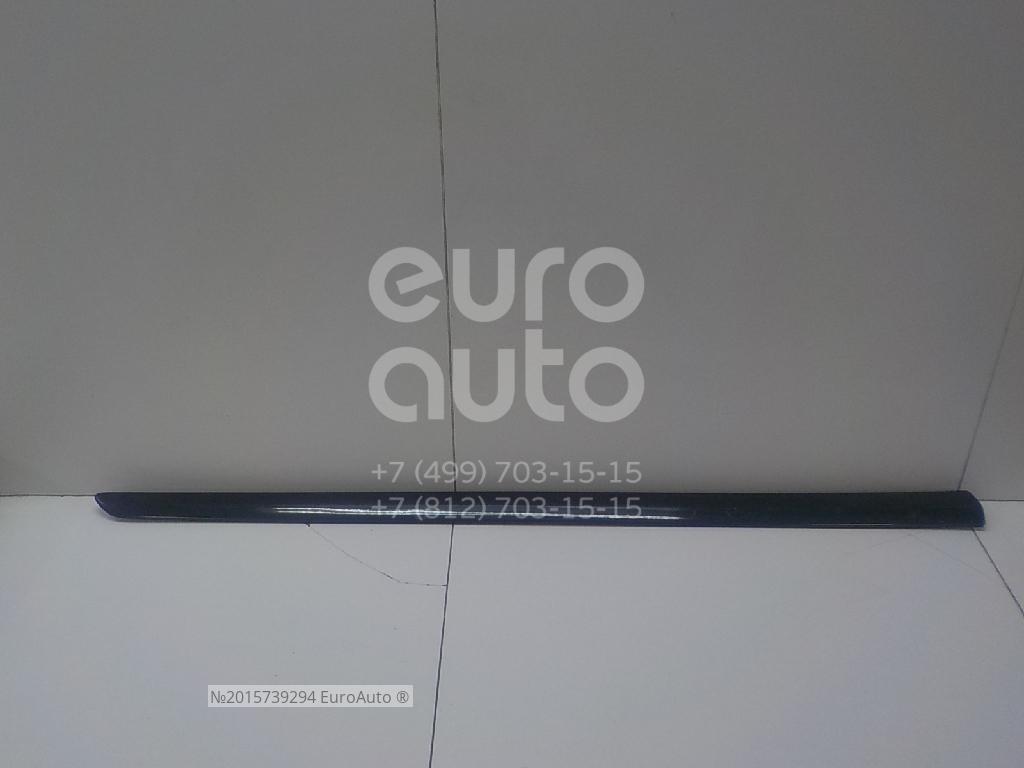 Молдинг передней левой двери Toyota 75732-48030-C0