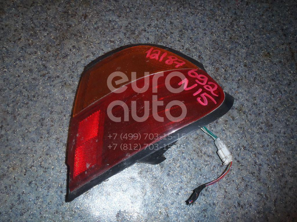 Фонарь задний наружный правый Nissan 265540N827
