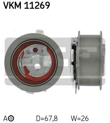Ролик-натяжитель ремня ГРМ SKF VKM11269