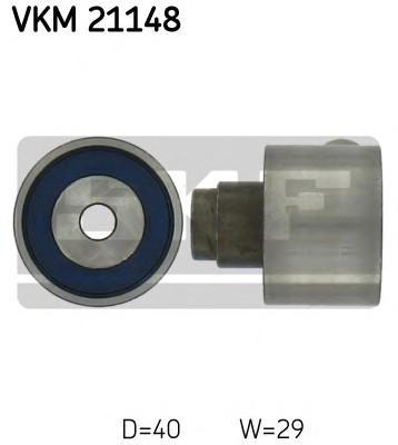 Ролик-натяжитель ремня ГРМ SKF VKM21148